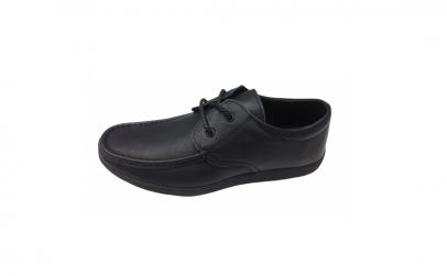 Pantofi Barbati 901, Negru, Albastru