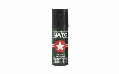 Spray autoaparare lacrimogen, 60 ml
