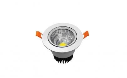 Spot LED 7W COB, lumina rece