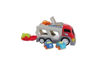 Camion muzical cu 4 vehicule