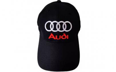 Sapca Audi, Neagra
