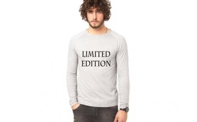 Bluza gri, barbati, Limited Edition