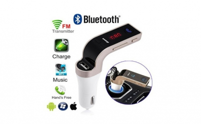 Modulator FM Bluetooth - MP3 Player