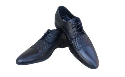 Pantofi Senator II - din piele naturala