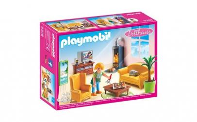 Set constructie cu figurine Playmobil -