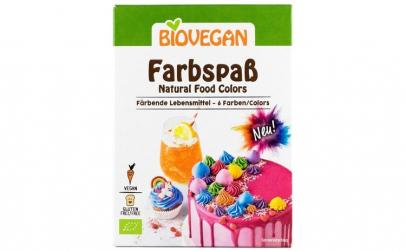 Bucuria culorilor - colorant BIO pentru