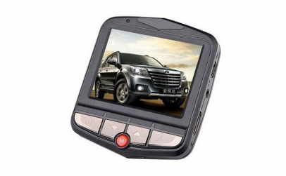 Mini camera auto patrata DVR, Dubla (