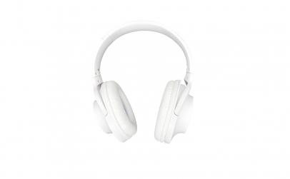 Casti audio tip DJ SOGT ST-1096, Alb