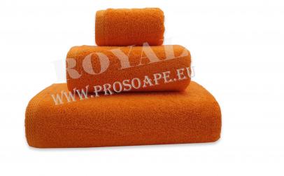 Set 3 Prosoape Royal Orange 600gr/mp