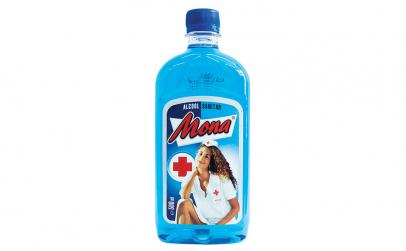 Alcool sanitar Mona, 500 ml