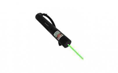 Laser Profesional Verde cu Cheita din