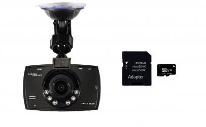 Camera auto infrarosu