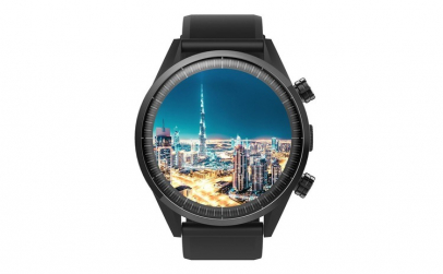 Ceas smartwatch Kingwear KC05, camera