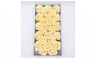 Trandafiri Sapun 25 bucati, Albi