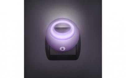 Lampa de veghe cu LED si senzor de