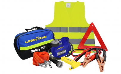 Kit Safety auto Goodyear