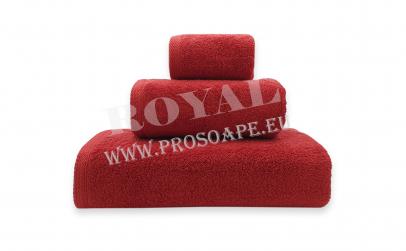 Set 3 Prosoape Royal Red 600gr/mp