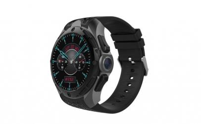 Ceas smartwatch Kingwear KW68, camera