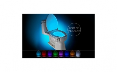 LED pentru toaleta