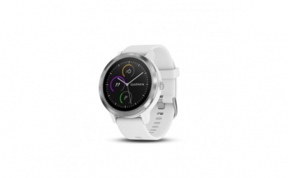 SMART WATCH GM VIVOACTIVE 3 STEEL WHT