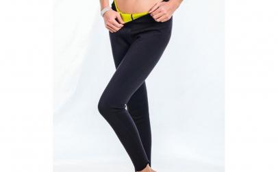 Pantalon Slabit + Centura din neopren