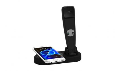 Incarcator wireless bluetooth inteligent