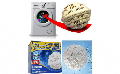 Bila pentru spalat fara detergent