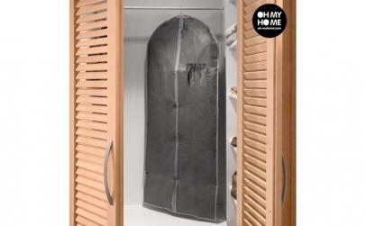 Husa de protectie pentru haine 60 x 135