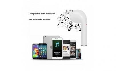Casca Bluetooth I7