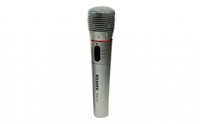 Microfon profesional Wireless si cu fir