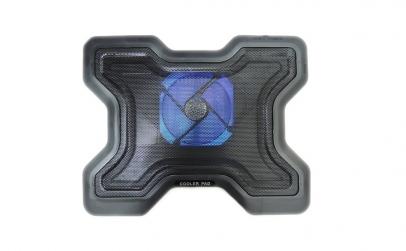 Cooler laptop cu 1 ventilator mare
