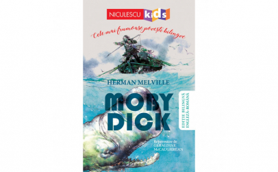 Moby Dick - Herman Melville (repovestire