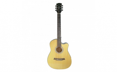 Chitara acustica din lemn 100 cm