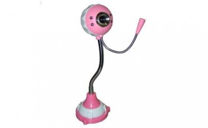 Camera WEB 32 MP cu microfon si picior