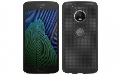 Husa Air cu perforatii Motorola Moto G5