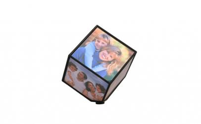 Rama in forma de cub cu 5 laturi  11x11