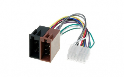 Conector auto ISO-KENWOOD12P