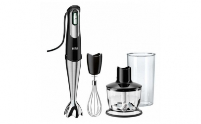 Mixer Manual Braun MQ 735 Sauce 750W
