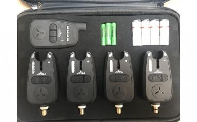 Set Senzori 4+1 cu penar transport