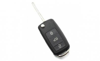 Audi A8   Carcasa cheie tip briceag  3