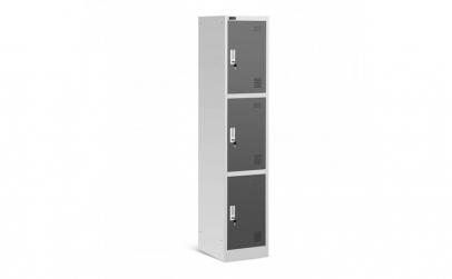 Dulap depozitare metalic 3 comp. modular
