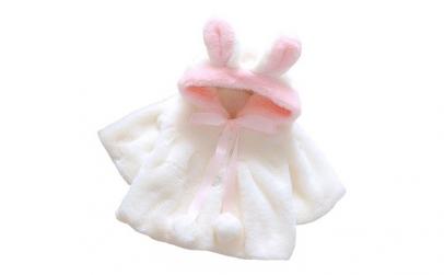 Jacheta iarna bebelusi, Iepuras alb,