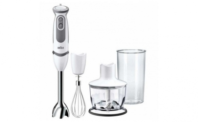 Mixer Manual Braun MQ 5035 Sauce 750W