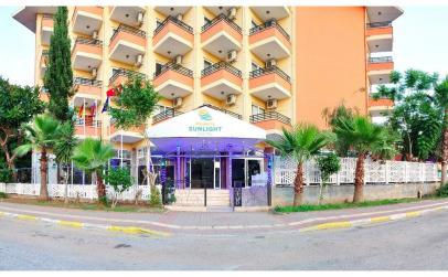 Kleopatra Sunlight Hotel 3*