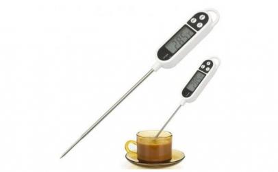 Termometru alimentar cu sonda