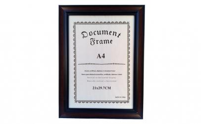 Rama documente A4 26x34 cm
