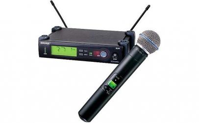 Microfon wireless Shure Beta 58A cu