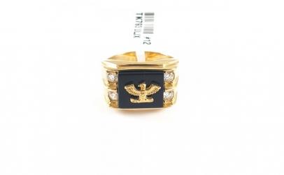 Inel placat cu aur El Capo