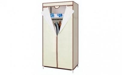 Dulap textil portabil pentru depozitare