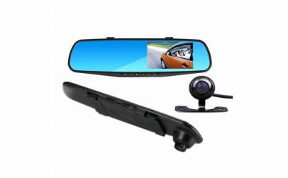 Camera full HD auto in oglinda
